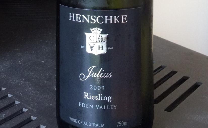 2009 Henschke Julius Eden ValleyRiesling