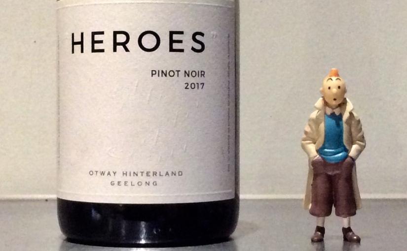 2017 Heroes PinotNoir
