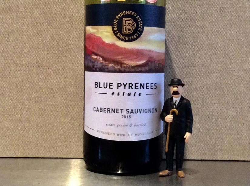 2015 Blue Pyrenees Estate CabernetSauvignon