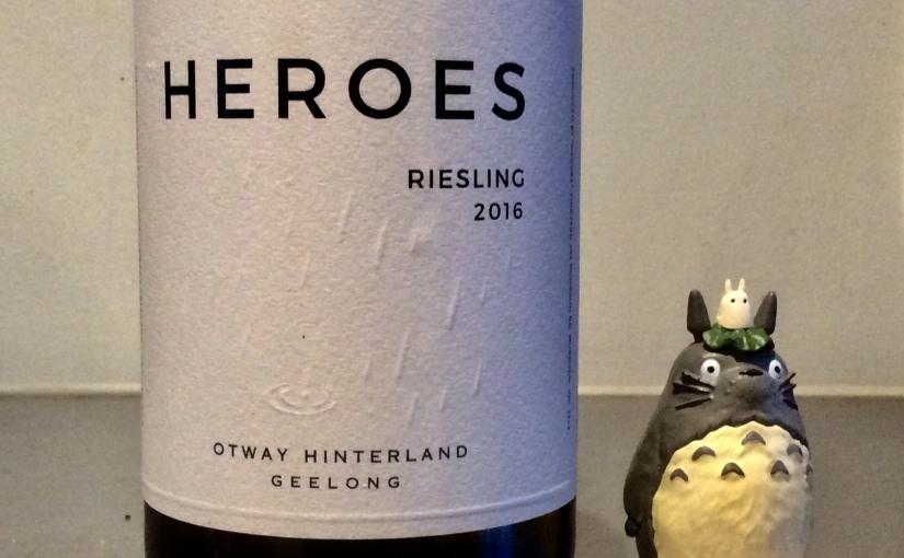 2016 Heroes Riesling