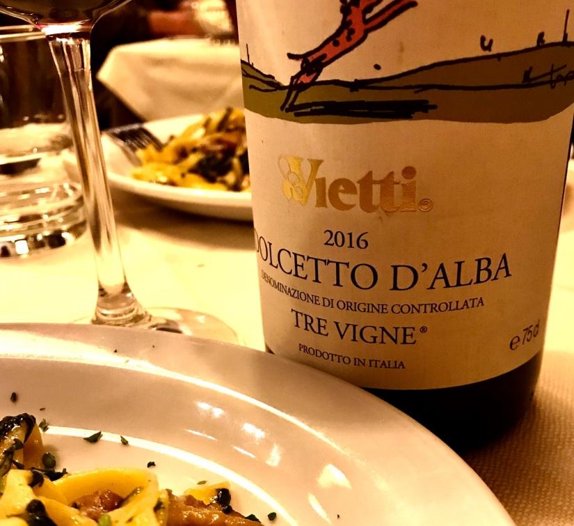 2016 Vietti Dolcetto d'Alba TreVigne