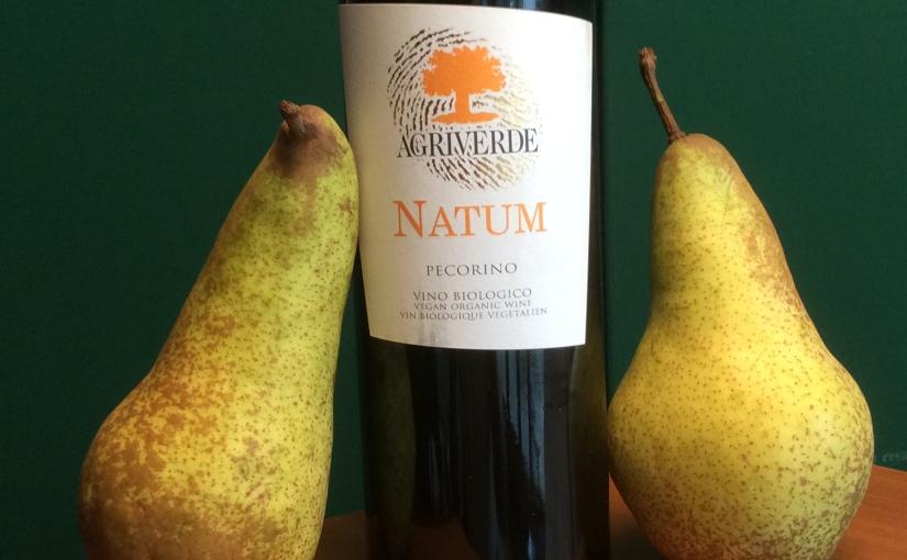 2017 Agriverde Natum PecorinoIGP