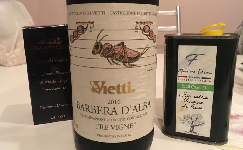 2016 Vietti Barbera d'Alba TreVigne