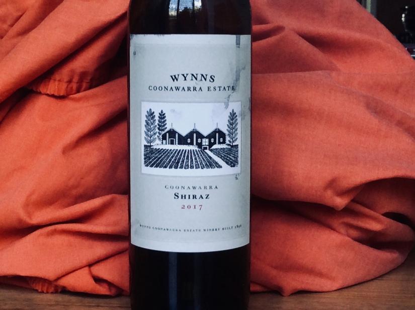 2017 Wynns CoonawarraShiraz