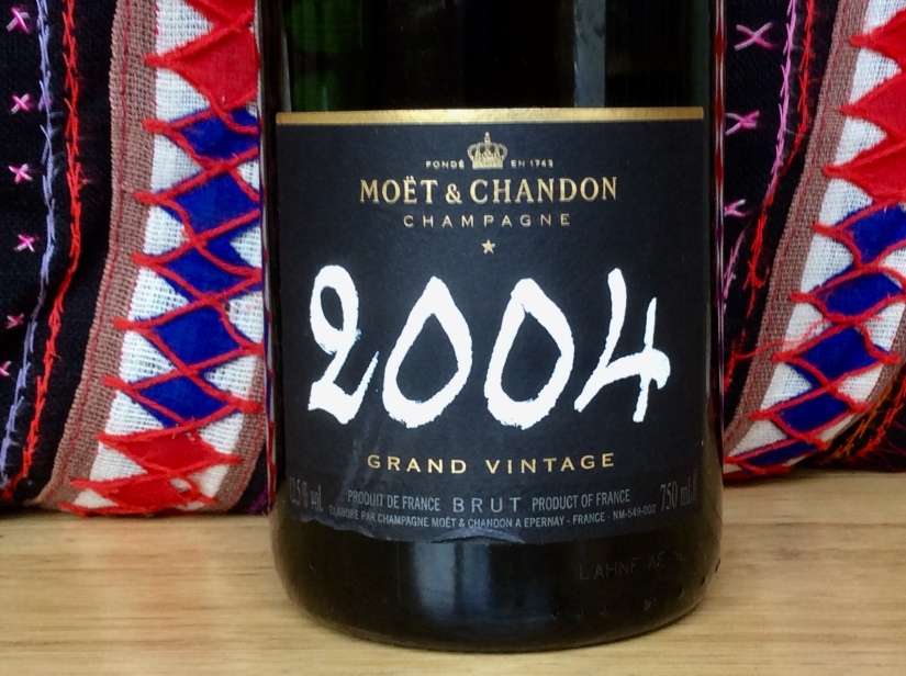 2004 Moët et Chandon Grand Vintage Champagne