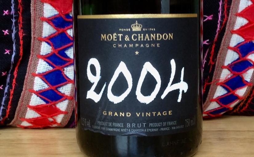 2004 Moët et Chandon Grand VintageChampagne