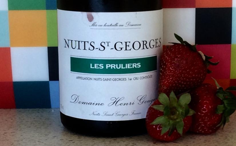 1999 Domaine Henri Gouges Nuits St Georges LesPruliers