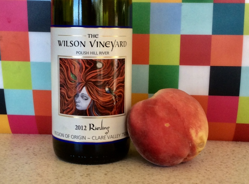 2012 Wilson Polish Hill River Riesling
