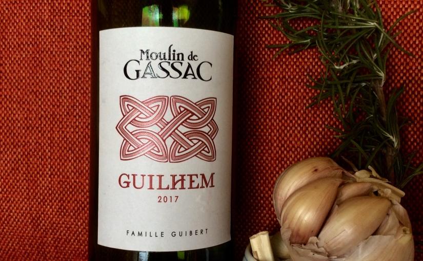 2017 Moulin de Gassac Guilhem Syrah Grenache Mourvèdre Pays d'HeraultIGP