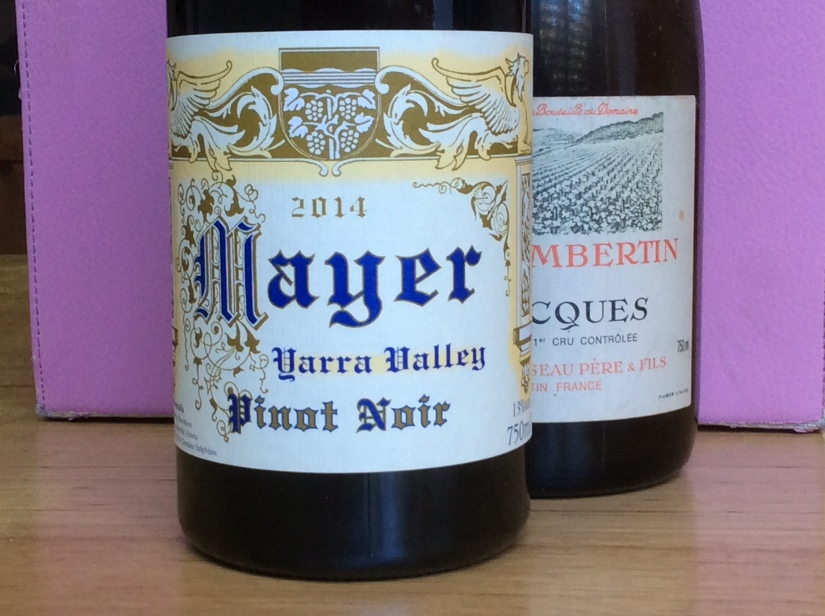 2014 Mayer Close Planted Yarra Valley Pinot Noir