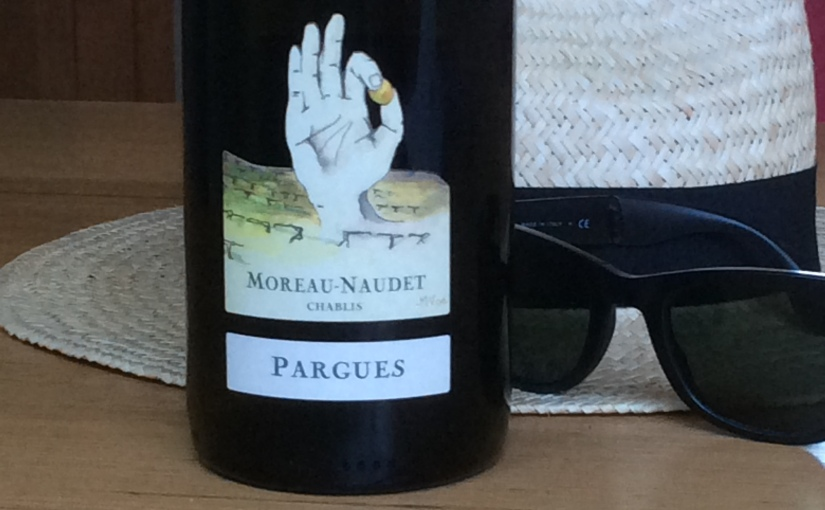 2014 Moreau Naudet ChablisPargues
