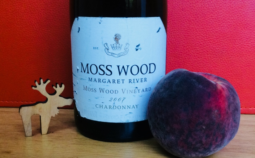2007 Moss Wood Margaret River Chardonnay