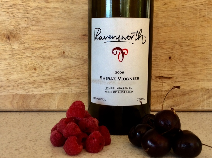 2009 Ravensworth Shiraz Viognier