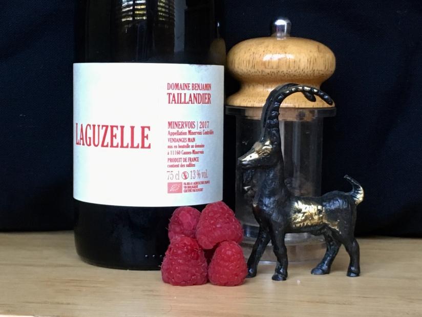 2017 Domaine Benjamin Taillandier LaguzelleMinervois