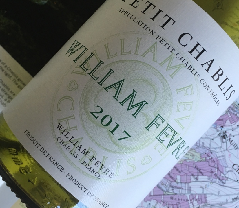 2017 William Fevre Petit Chablis