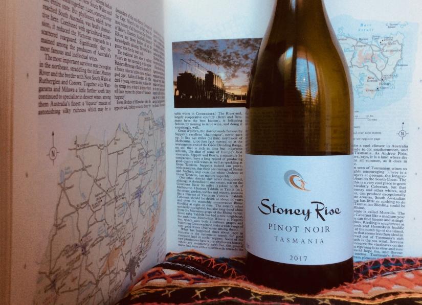 2017 Stoney Rise PinotNoir