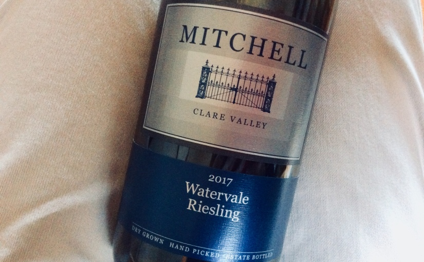 2017 Mitchell WatervaleRiesling