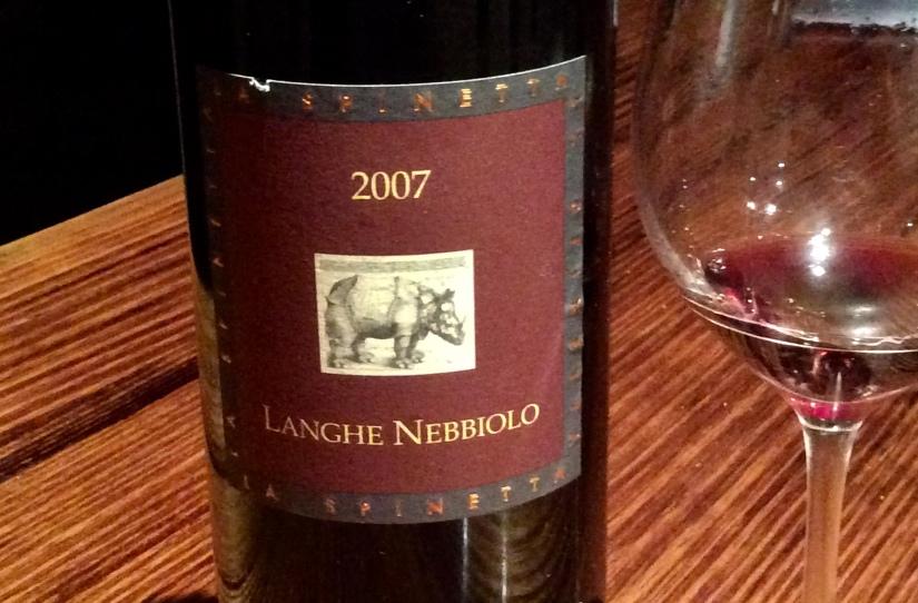 2007 La Spinetta LangheNebbiolo