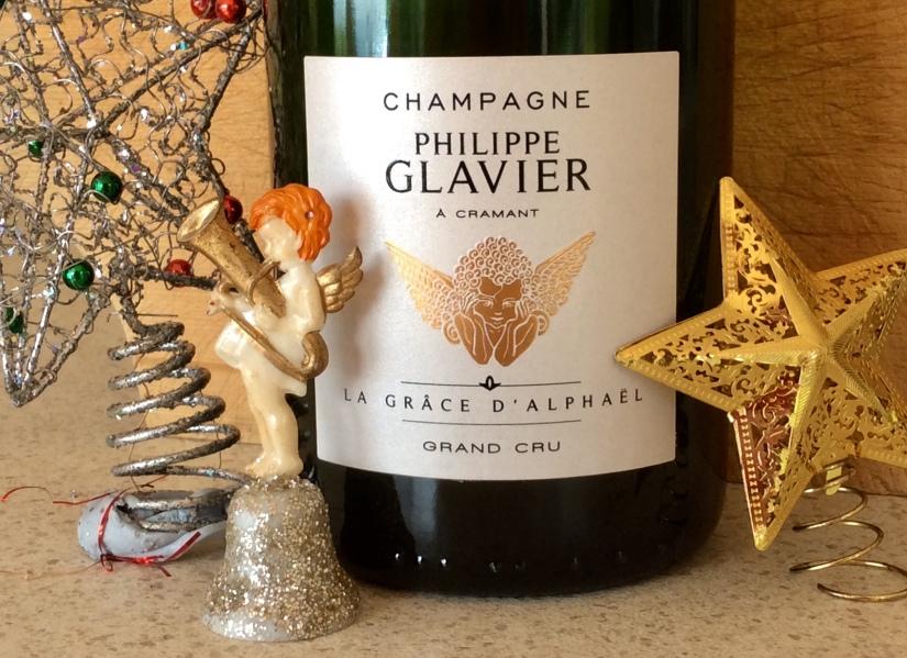 NV Champagne Philippe Glavier La Grâce d'Alphaël GrandCru