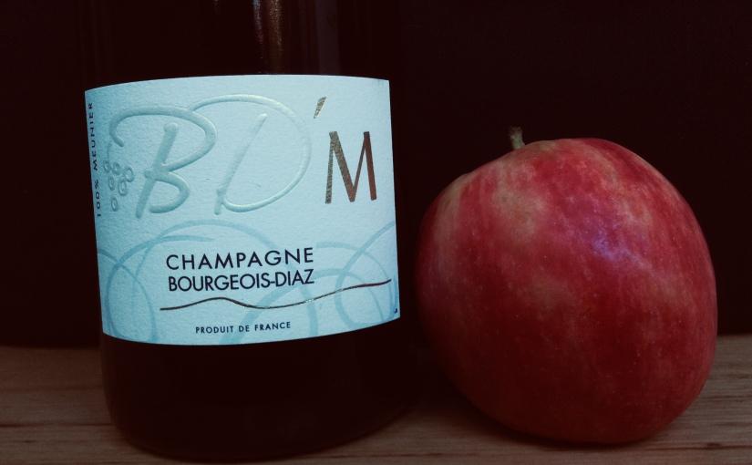 NV Champagne Bougeios Diaz CuvéeM
