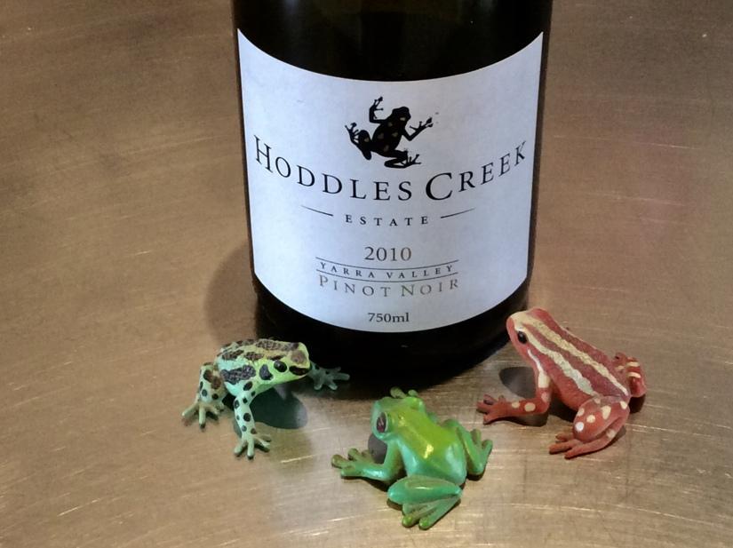 2010 Hoddles Creek PinotNoir