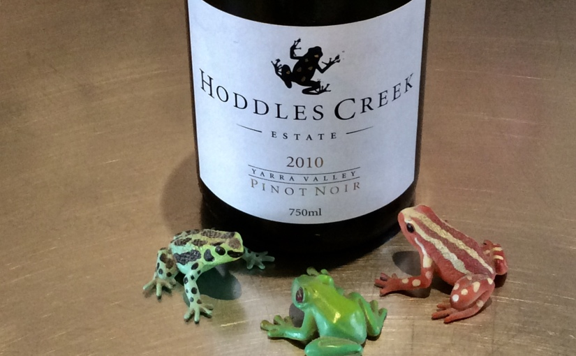 2010 Hoddles Creek Pinot Noir