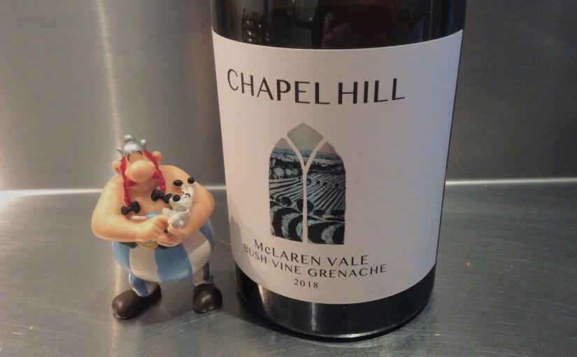2018 Chapel Hill McLaren Vale Bush VineGrenache