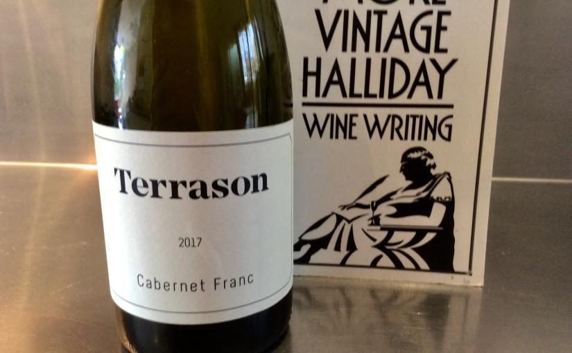 2017 Terrason CabernetFranc