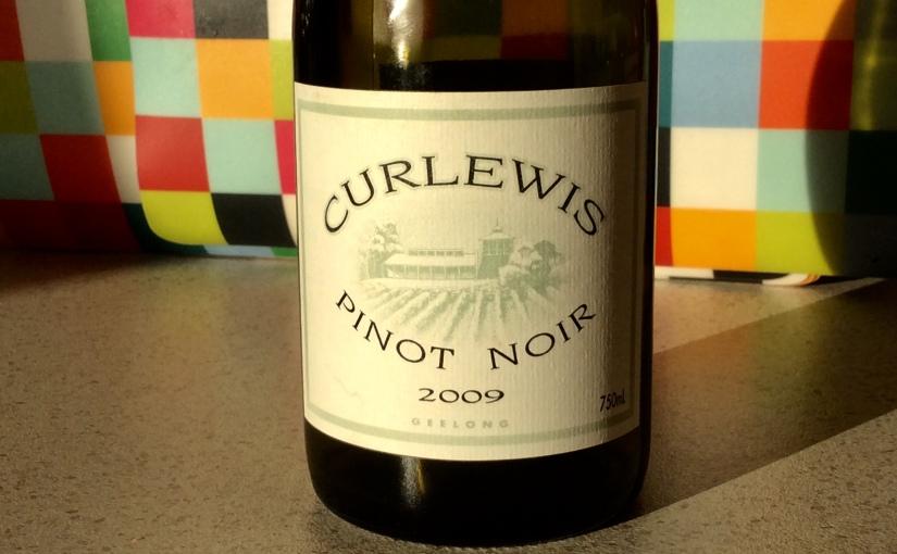 2009 Curlewis Geelong PinotNoir