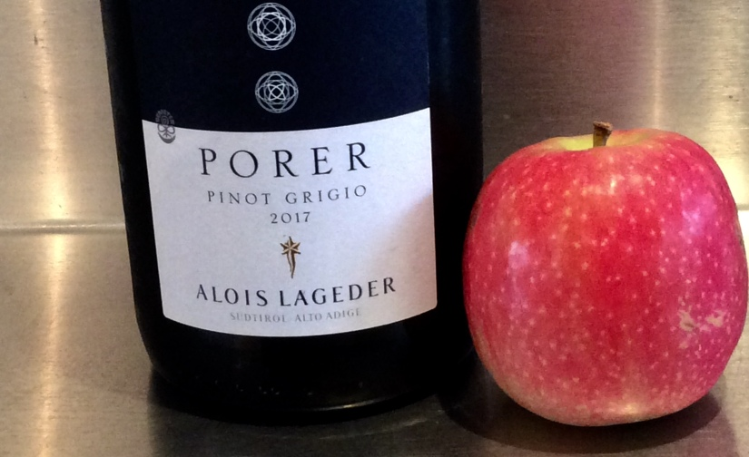 2017 Alois Ladeger Porer PinotGrigio