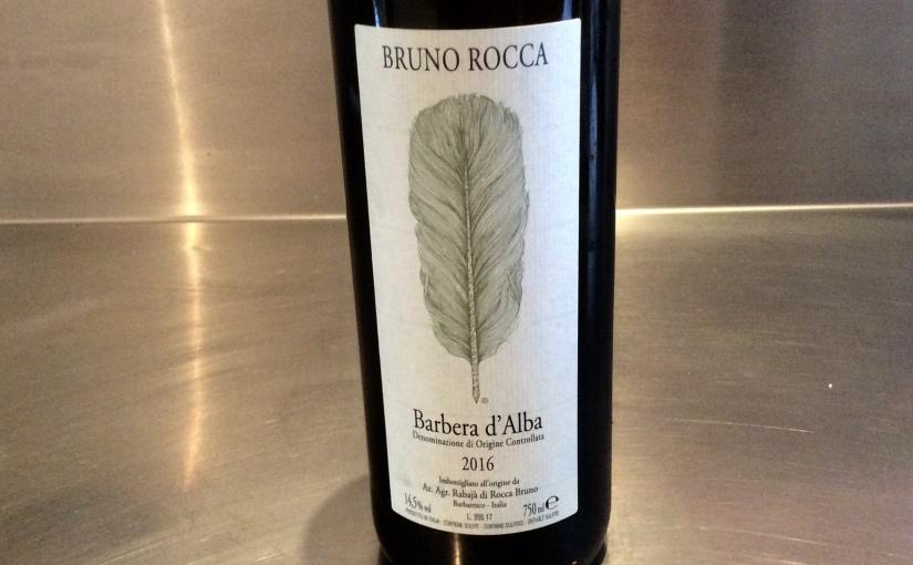 2016 Bruno Rocca Barberad'Alba
