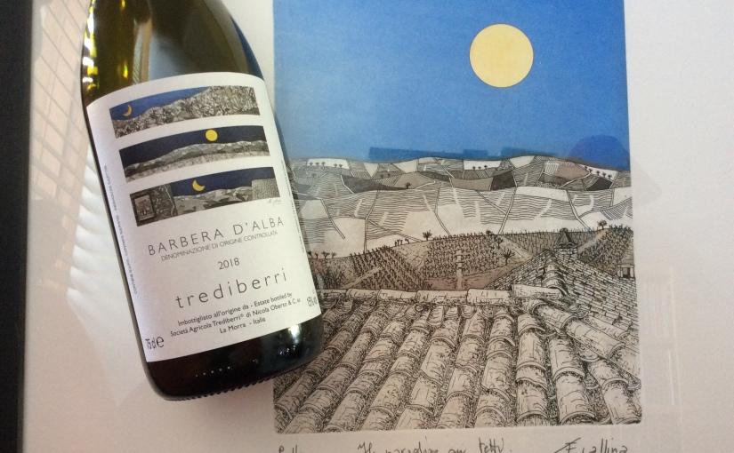 2018 Trediberri Barberad'Alba