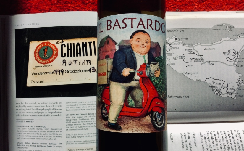 2017 Renzo Masi Il Bastardo Vino RossoItaliano
