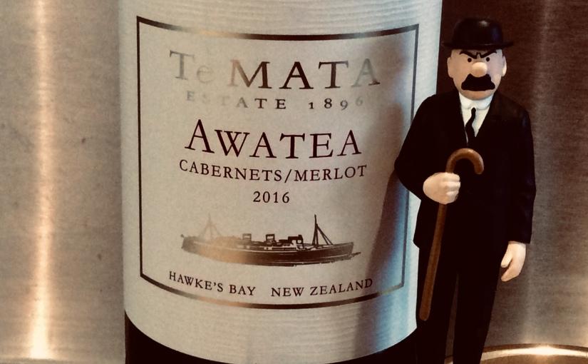 2016 Te Mata Awatea CabernetsMerlot