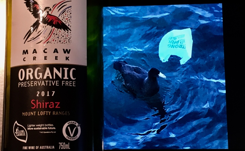 2017 Macaw Creek Organic PF Shiraz