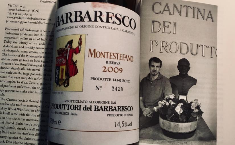 2009 Produttori del Barbaresco MontestefanoRiserva