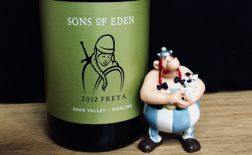 2012 Sons of Eden Freya Eden Valley Riesling