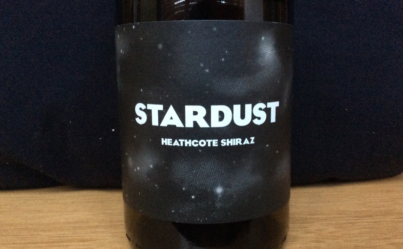 2018 Gravity Stardust Heathcote Shiraz