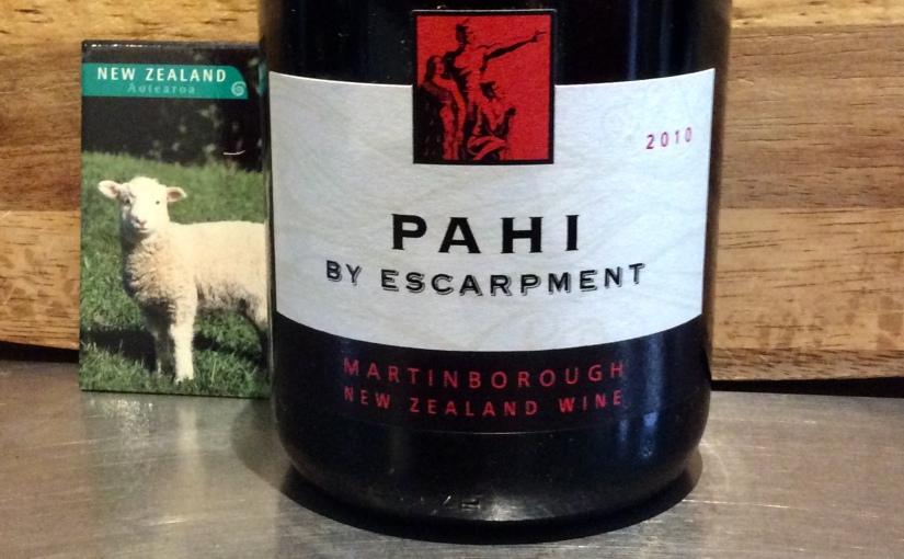2010 Escarpment Pahi Martinborough PinotNoir