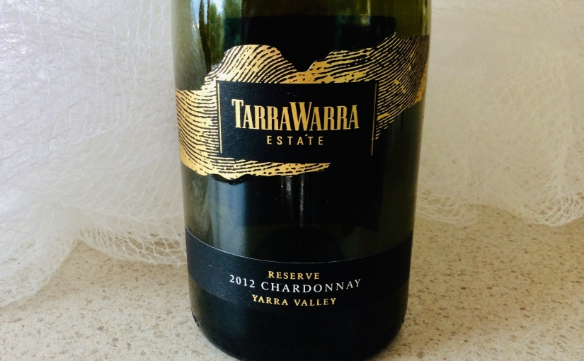 2012 Tarrawarra Estate ReserveChardonnay