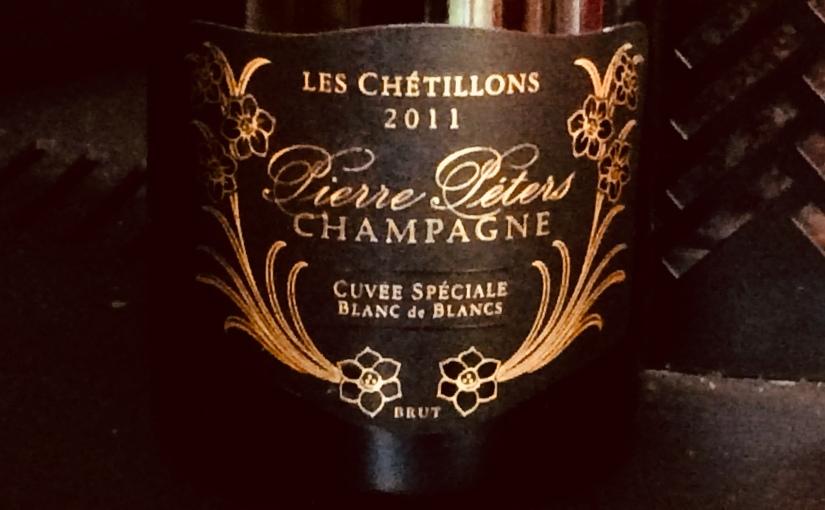 2011 Pierre Péters Champagne Les Chétillons Blanc deBlancs
