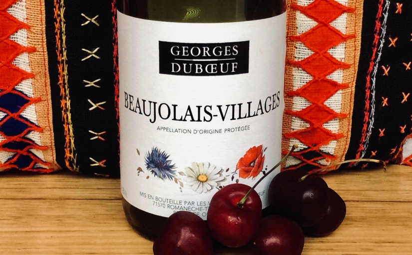 2017 Georges Duboeuf Beaujolais Villages