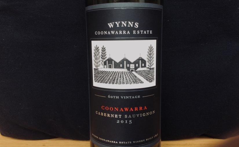 2015 Wynns Coonawarra Estate CabernetSauvignon