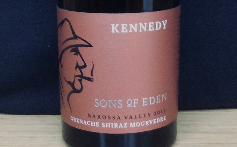 2013 Sons of Eden Kennedy Grenache Shiraz Mourvèdre