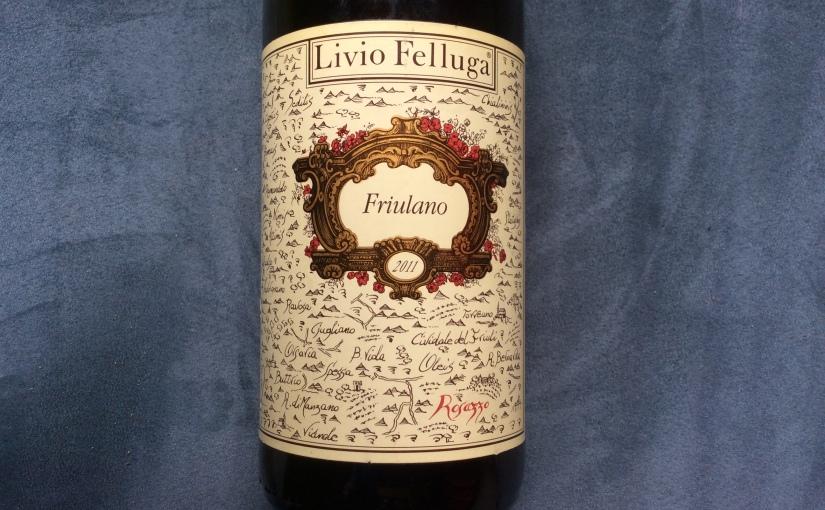 2011 Livio FellugaFriulano