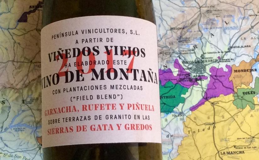 2017 Península Viticultores Vino deMontaña