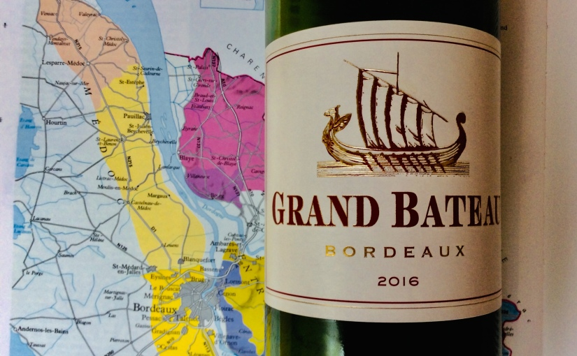 2016 Grand BateauBordeaux