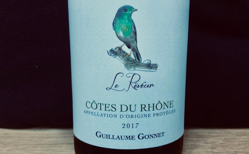 2017 Guillaume Gonnet Le Rêveur Côtes duRhône