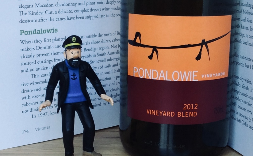 2012 Pondalowie Vineyard Blend