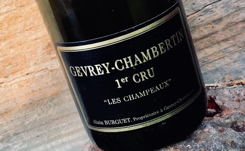 1999 Domaine Alain Burguet Gevrey Chambertin 1er cru LesChampeaux